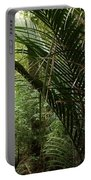 Jungle Portable Battery Charger by Les Cunliffe