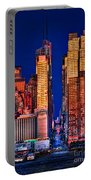 42nd Street Portable Battery Charger