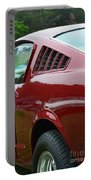 Classic Mustang Portable Battery Charger