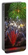 4th Of July Through The Lens Baby Portable Battery Charger