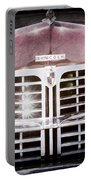 1948 Lincoln Continental Grille Emblem Portable Battery Charger