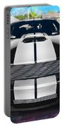 2007 Ford Mustang Shelby Gt Painted  Portable Battery Charger