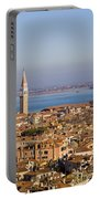 Aerial View Of Venice Portable Battery Charger