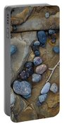Art Rock Portable Battery Charger