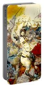 Battle Of Grunwald Portable Battery Charger