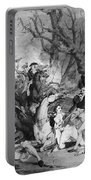 Battle Of Princeton, 1777 Portable Battery Charger