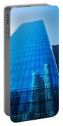 Business Skyscrapers Portable Battery Charger