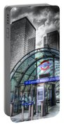 Canary Wharf Portable Battery Charger
