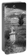 Cemetery Series Manderson Wy Portable Battery Charger