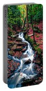 Chesterfield Gorge New Hampshire Portable Battery Charger