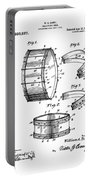 Collapsible Drum Patent 008 Portable Battery Charger