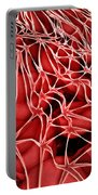 Conceptual Image Of Red Blood Cells Portable Battery Charger