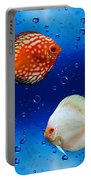 Discus Fish Portable Battery Charger