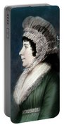 Dolley Madison (1768-1849) Portable Battery Charger