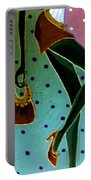 Fashion Art Portable Battery Charger