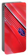 Ford Emblem Portable Battery Charger