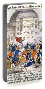 France Revolution, 1848 Portable Battery Charger