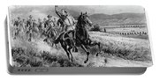 George Armstrong Custer (1839-1876) Portable Battery Charger