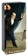 Harry Keller, American Magician Portable Battery Charger