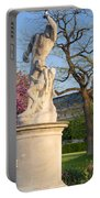 Jardin Des Tuileries Portable Battery Charger