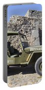 Jeep Willys Portable Battery Charger