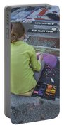 Lake Worth Street Painting Festival Portable Battery Charger