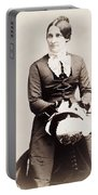 Lucy Hayes (1831-1889) Portable Battery Charger