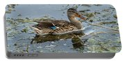 Mallard Duck Portable Battery Charger