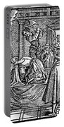 Mary, Queen Of Scots (1542-1587) Portable Battery Charger