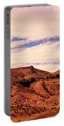 Navajo Nation Series Along 87 And 15 Portable Battery Charger