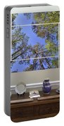 5-panel - A Forest Sky Portable Battery Charger