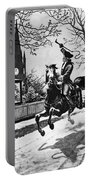 Paul Reveres Ride, 1775 Portable Battery Charger