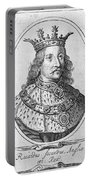 Richard II (1367-1400) Portable Battery Charger