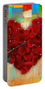 Roses Collection Portable Battery Charger