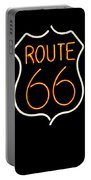 Route 66 Edited Portable Battery Charger