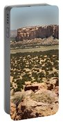 Sky City Acoma Pueblo Portable Battery Charger