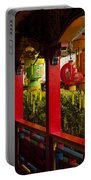 Vietnamese Temple Portable Battery Charger