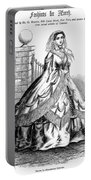 Women's Fashion, 1860 Portable Battery Charger