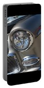 55 Bel Air Headlight-8200 Portable Battery Charger