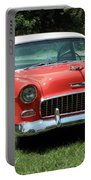 55 Chevy Portable Battery Charger