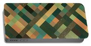 Pixel Art Portable Battery Charger