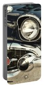 57 Chevy Headlight Portable Battery Charger