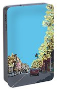 5th Ave And Garfield Park Slope Brooklyn Portable Battery Charger