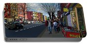 5th Ave Park Slope Brooklyn Portable Battery Charger