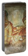 5th Century Cave Frescoes Portable Battery Charger