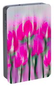 6 1/2 Flowers Portable Battery Charger