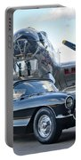 1957 Chevrolet Corvette Portable Battery Charger