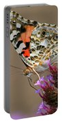 American Painted Lady Butterfly Portable Battery Charger