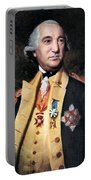 Baron Friedrich Von Steuben Portable Battery Charger