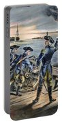 Battle Of Long Island, 1776 Portable Battery Charger